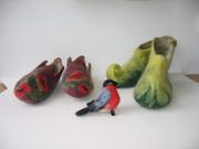 Обучаем ткачеству,  гобелену,  батику и другим видам искусства